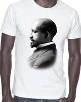W. E. B. Du Bois (WEB Dubois) - 100% Ringspun Cotton T-Shirt