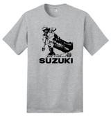 Joel Robert Suzuki – New Print Vintage - 100% Ringspun Cotton T-Shirt