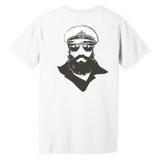 Sea Captain – Double Sided – Ringspun Cotton T-Shirt