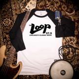 The Loop 97.9 – Chicago's Rock Station (Black Design) – Super Soft Ragland