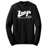 The Loop 97.9 – Chicago's Rock Station – Longsleeve Heavy Ringspun