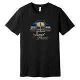 Grand Prixxx – Black/Gold – G Body – 100% Ringspun Cotton T-Shirt
