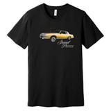 Grand Prixxx – Gold Bagged – G Body – 100% Ringspun Cotton T-Shirt