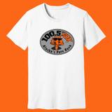 100.5 The Fox Alaska's Pure Rock – Anchorage – WHITE – Ringspun Cotton