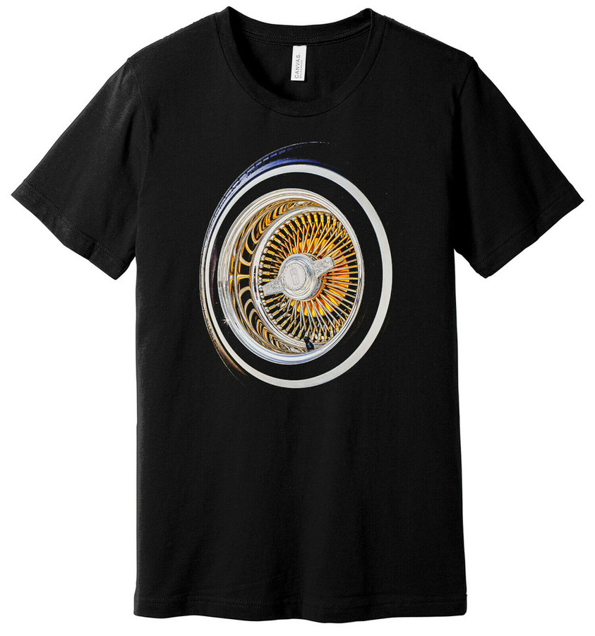 Rollin' On McLean's Wheels - 100% Ringspun Cotton T-Shirt