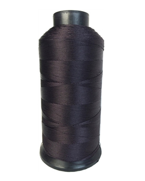4oz Spool Dark Auburn Nylon Thread