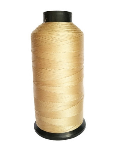 4oz Spool Natural Blonde Nylon Thread
