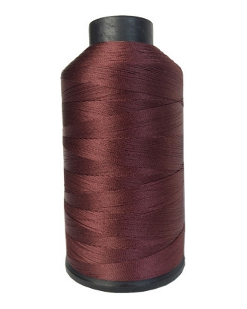 4oz Spool Light Auburn (Red) Nylon Thread