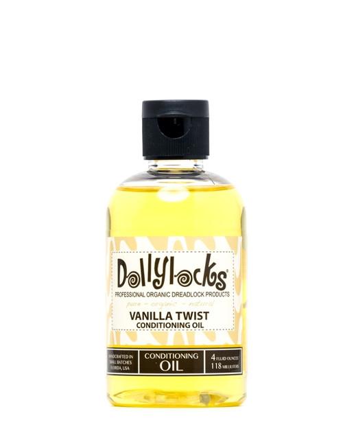 4oz Vanilla Twist Conditioning Oil