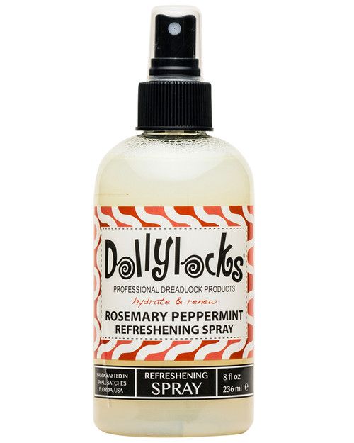 8oz Rosemary Peppermint Refreshening Spray