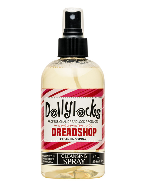 8oz Dreadshop Collaboration Cleansing Spray