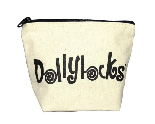 Dollylocks Canvas Cosmetic Bag