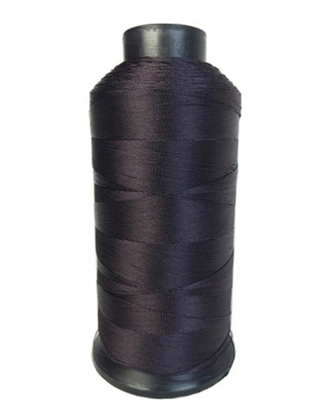 4oz Spool Dark Auburn Nylon Thread