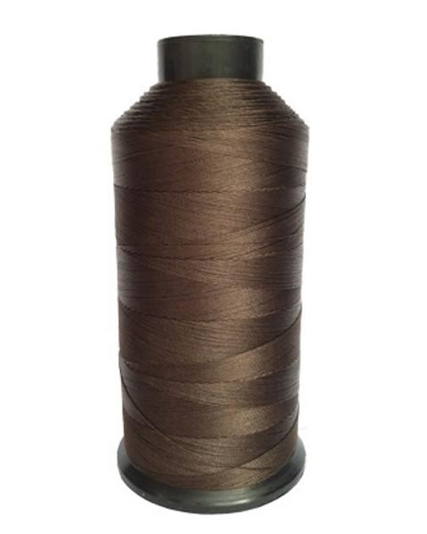 4oz Spool Medium Dark Brown Nylon Thread