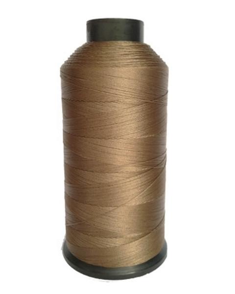 Dollylocks Light Brown Nylon Thread Spool