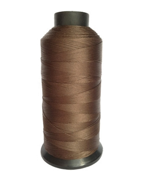 4oz Spool Medium Brown Nylon Thread