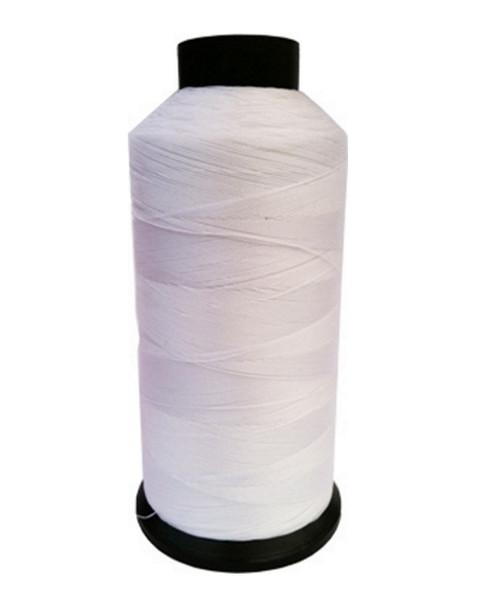 4oz Spool White Nylon Thread