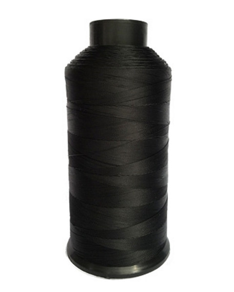 4oz Spool Black Nylon Thread