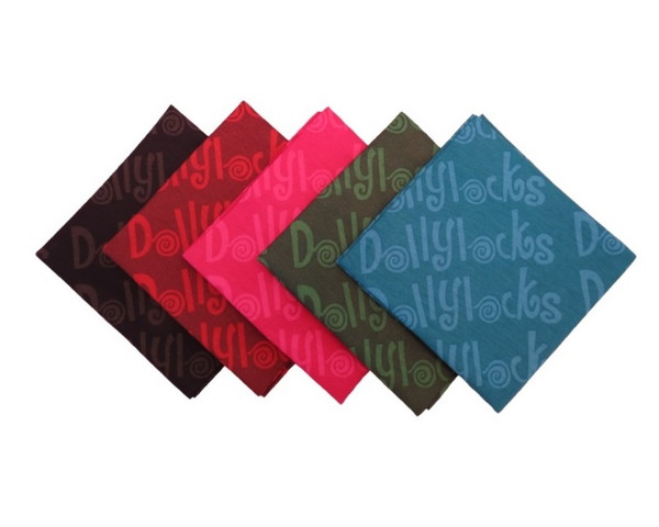 Dollylocks Head Wrap, assorted colors