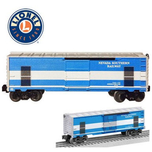 O-Gauge Nevada Southern Railway Generator Car