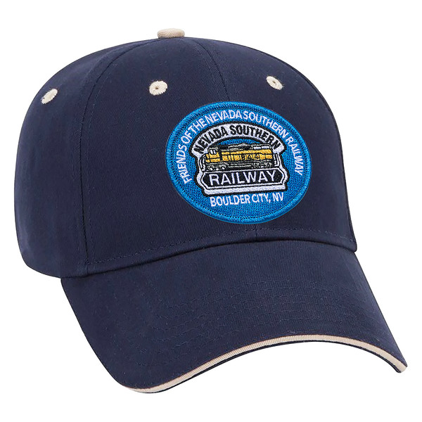 Friends Brushed Cotton Twill Baseball Cap