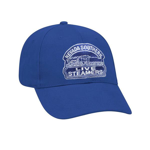 Nevada Southern Live Steamers Baseball Cap