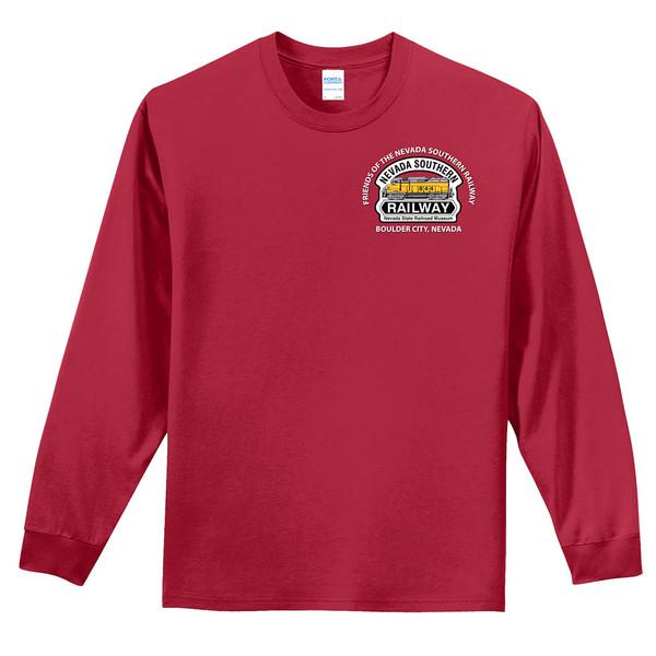 Friends 100% Cotton Long-Sleeve T-Shirt