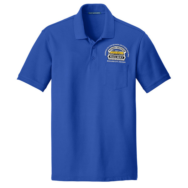 Friends Classic Pique Pocket Polo Shirt