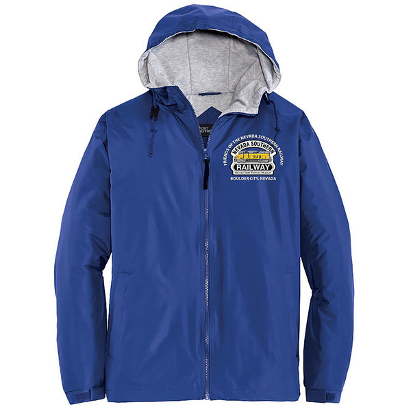 Friends Crew Jacket with Hood