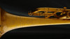 Gorgeous Selmer 23A Balanced Action Trumpet in Gold Lacquer - Fully Restored!