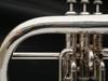 Pre-owned Bach Stradivarius 183 Flugelhorn in Silver Plate