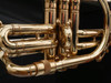 Pre-Owned King SilverSonic Cornet with Sterling Silver Bell!