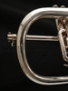 Pre-Owned Bach Stradivarius 183 Flugel in Silver Plate!