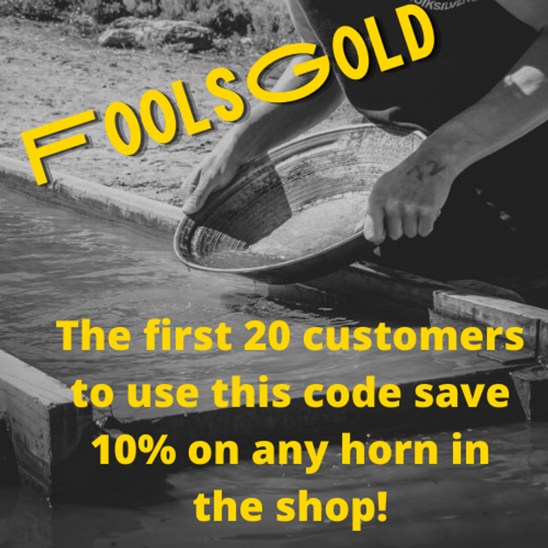 Fool's Gold!