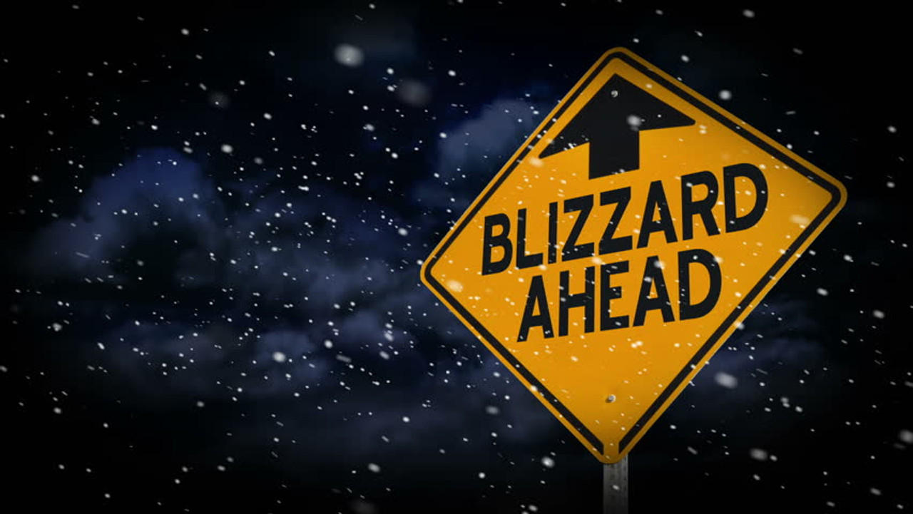Shop is closed 1/4/18 due to the blizzard warning!