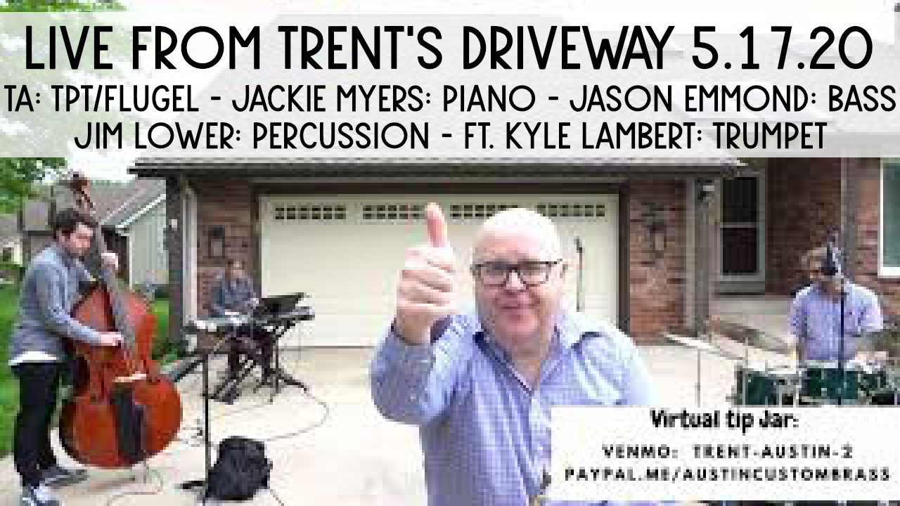 It's Driveway Time! Check Out TA and Friends Giving a Live Outdoor Concert