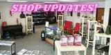 Shop Updates & Shipping Estimates