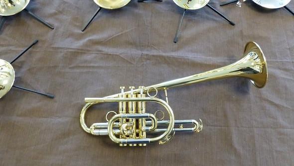 Brasspire Unicorn  950H  Performance  Trumpet  with Dizzy Bell