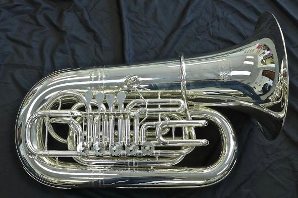 Custom Adams 4/4 Tuba (in Bb or C): Build Your Own!