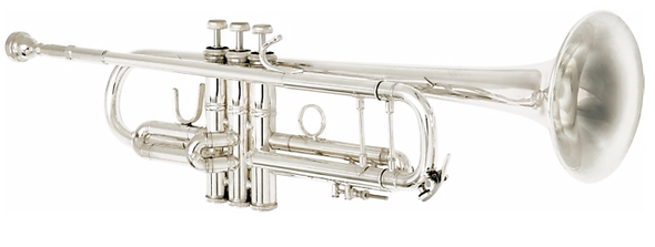 New  Bach Stradivarius 180S-37 Trumpet in silver,  Optimized by ACB!