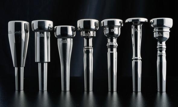 "Austin Custom Brass ""V"" Series Trumpet Mouthpieces"