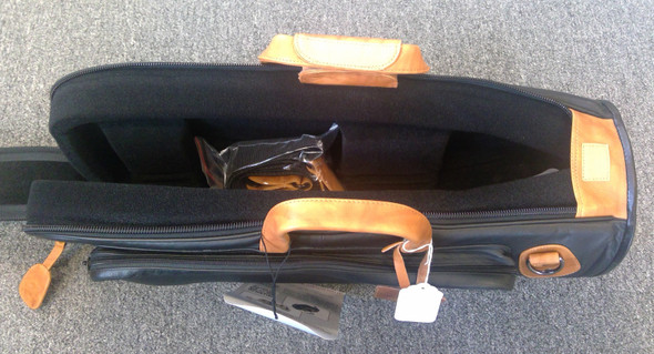 Brand New Gard Elite Single Trumpet Bag in Leather