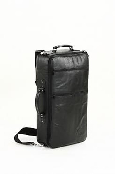 Gard Ultra Compact Triple Trumpet Bag in Leather