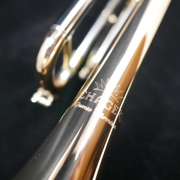 Schagerl James Morrison Signature Trumpet in Lacquer JM1X-L