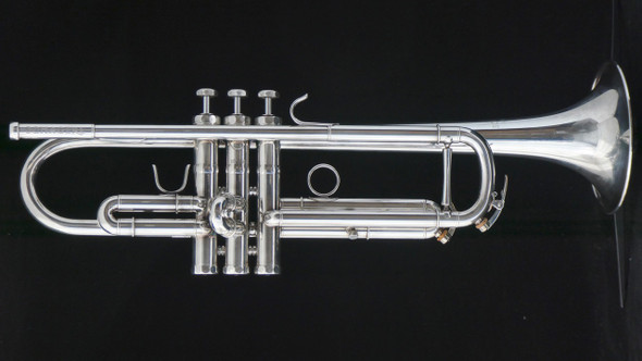 Schagerl Academica Bb Trumpet in Silver Plate TR-620S