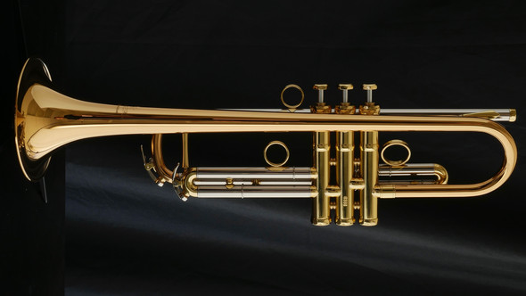 "Schagerl Signature ""James Morrison"" Bb Trumpet in Lacquer JM2-L"