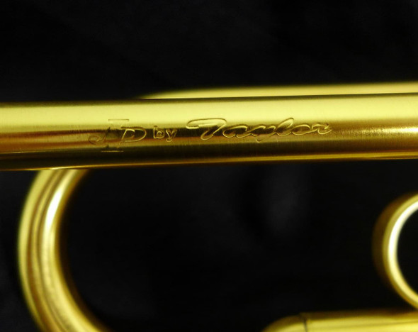 JP By Taylor  Trumpet in Satin Matte Lacquer Finish: Amazing Horn!