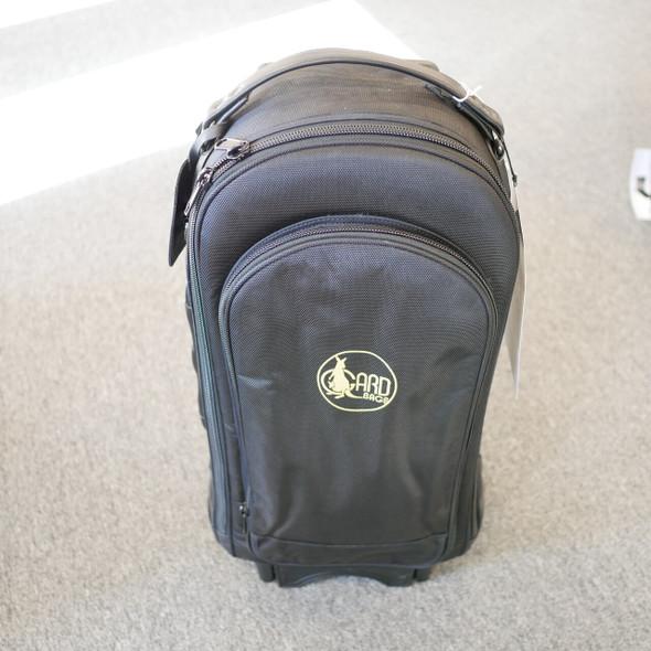 The Amazing Gard Triple Trumpet Wheelie Bag!