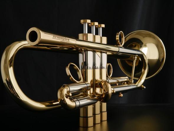 Brasspire Unicorn 900H Heavy Trumpet