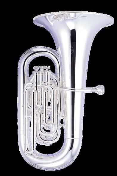John Packer JP277S EEb Tuba in Silver Plate!
